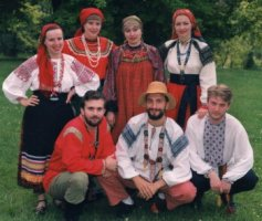 The Veronish: singers and dancers from Russia
