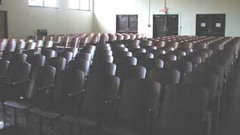 Empty Auditorium